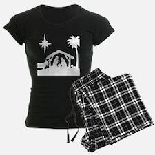Nativity Scene Pajamas