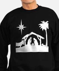 Nativity Scene Sweatshirt