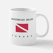 Manitoulin Island Canada Dive Mugs