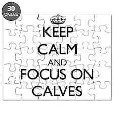 Funny Calves Puzzle