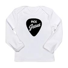 Pick Jesus Long Sleeve T-Shirt