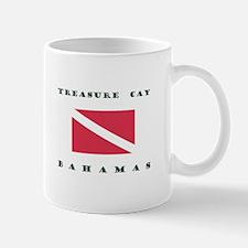 Treasure Cay Bahamas Dive Mugs