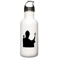 Pope Water Bottle