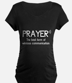 Prayer...The Best Form of Wireless Communication M