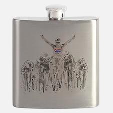 Funny Bikes Flask