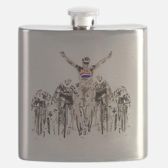 Cool Cyclist Flask