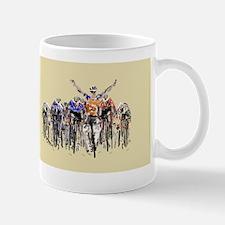 Cool Jersey bicycle Mug
