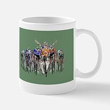 Funny Jersey bicycle Mug