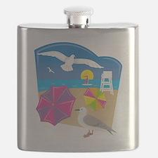 Unique Umbrella Flask