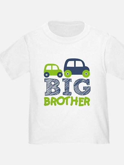 Big Brother Car 7d T-Shirt