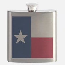 Cute Texas state flag Flask