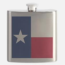 Unique Texas flag Flask