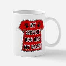 SERVICE HAS BACK Mugs