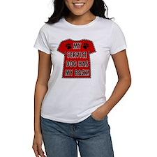 SERVICE HAS BACK T-Shirt
