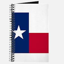 Unique Texas flag Journal