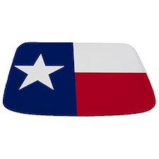Cute State texas flag Bathmat