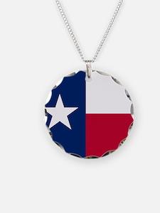 Unique Texas Necklace