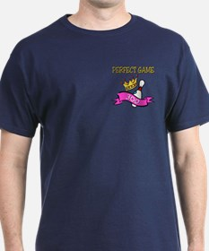 Perfect Game (pink) T-Shirt