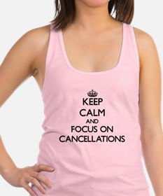 Cool Abolition Racerback Tank Top