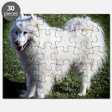 Happy Samoyed Puzzle
