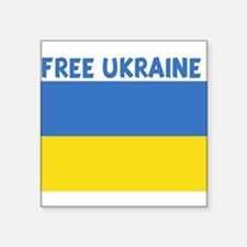 FREE_UKRAINE Sticker