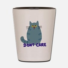 Cool Cat cup Shot Glass
