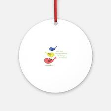 A True Friend Ornament (Round)