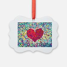 Cute Love Ornament