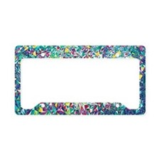 Cute Love License Plate Holder