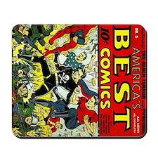 America's Best Comics #5 Mousepad