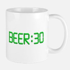The Time Is Beer 30 Mugs