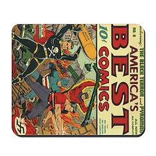 America's Best Comics #8 Mousepad