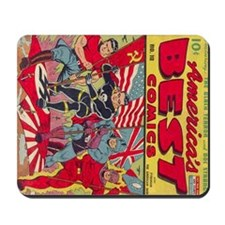 America's Best Comics #10 Mousepad