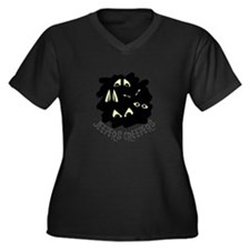 Jeepers Creepers Plus Size T-Shirt