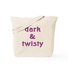 Dark & Twisty Tote Bag