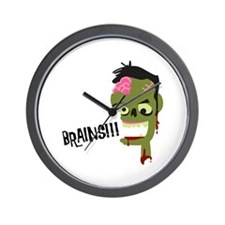 Brainsh! Wall Clock