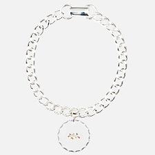 Leaves & Acorn Swirl Bracelet