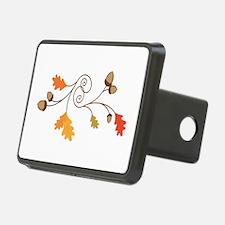 Leaves & Acorn Swirl Hitch Cover