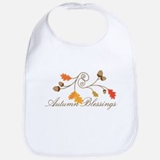 Autumn Blessings Bib