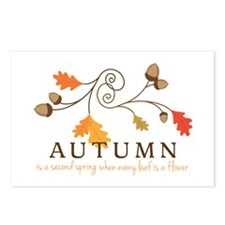 Every Leaf a Flower Postcards (Package of 8)
