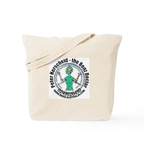 Benz-Australia Tote Bag