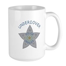Undercover Police Officer Mugs