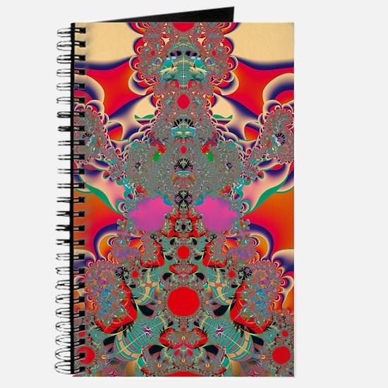 Red Meditation Journal