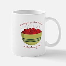 Make Cherry Pie Mugs