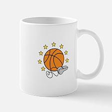 Basketball & Whistle Mugs