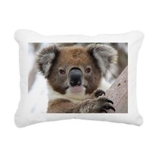 Cute Baby wild animals Rectangular Canvas Pillow