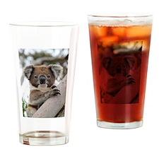 Cool Baby wild animals Drinking Glass