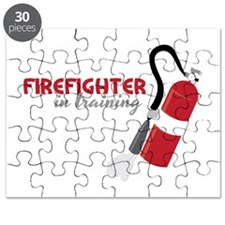 Firefighter in Training Puzzle