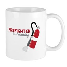 Firefighter in Training Mugs