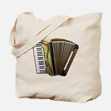 Beautiful Accordion Musical Instrument  Tote Bag